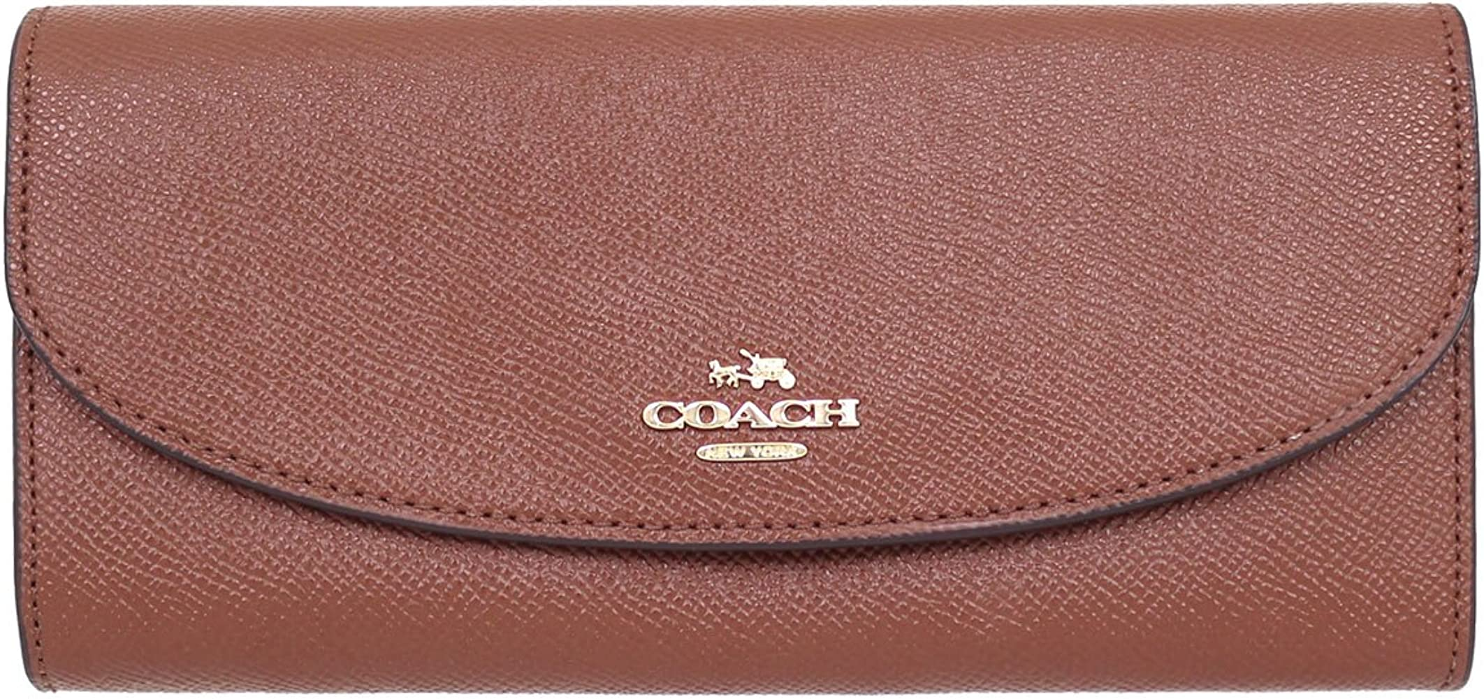cheap for discount 7c3ca 28580 コーチ] COACH 財布 (長財布) F54009 サドル2 IMEB0 レザー 長 ...