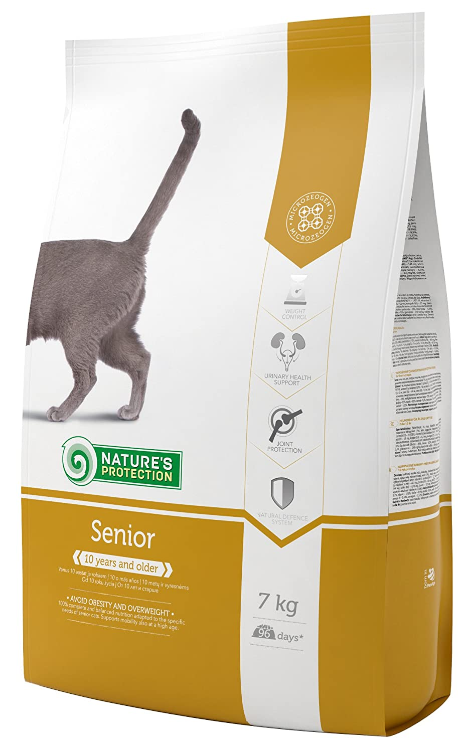 Nature's Predection Senior Pack of 1 x 15 Pounds
