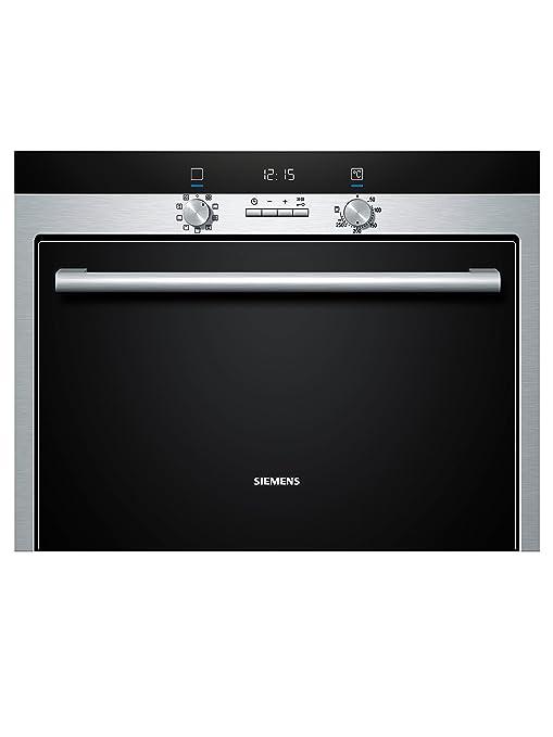 Siemens HB33CR550 - Horno Hb33Cr550 Multifunción: Amazon.es: Hogar