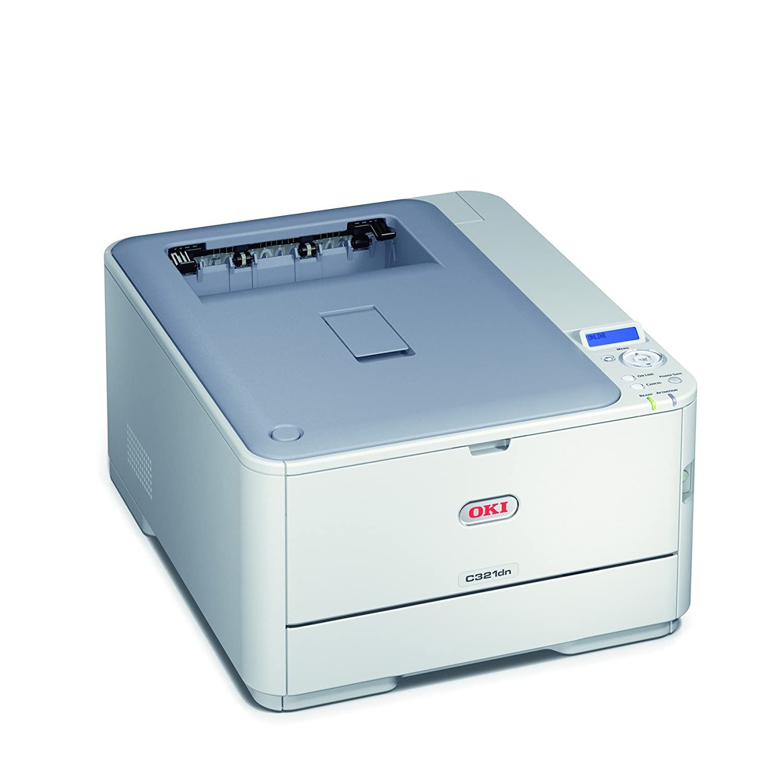 OKI C321DN A4 Colour Laser Printer: Amazon.co.uk: Computers & Accessories