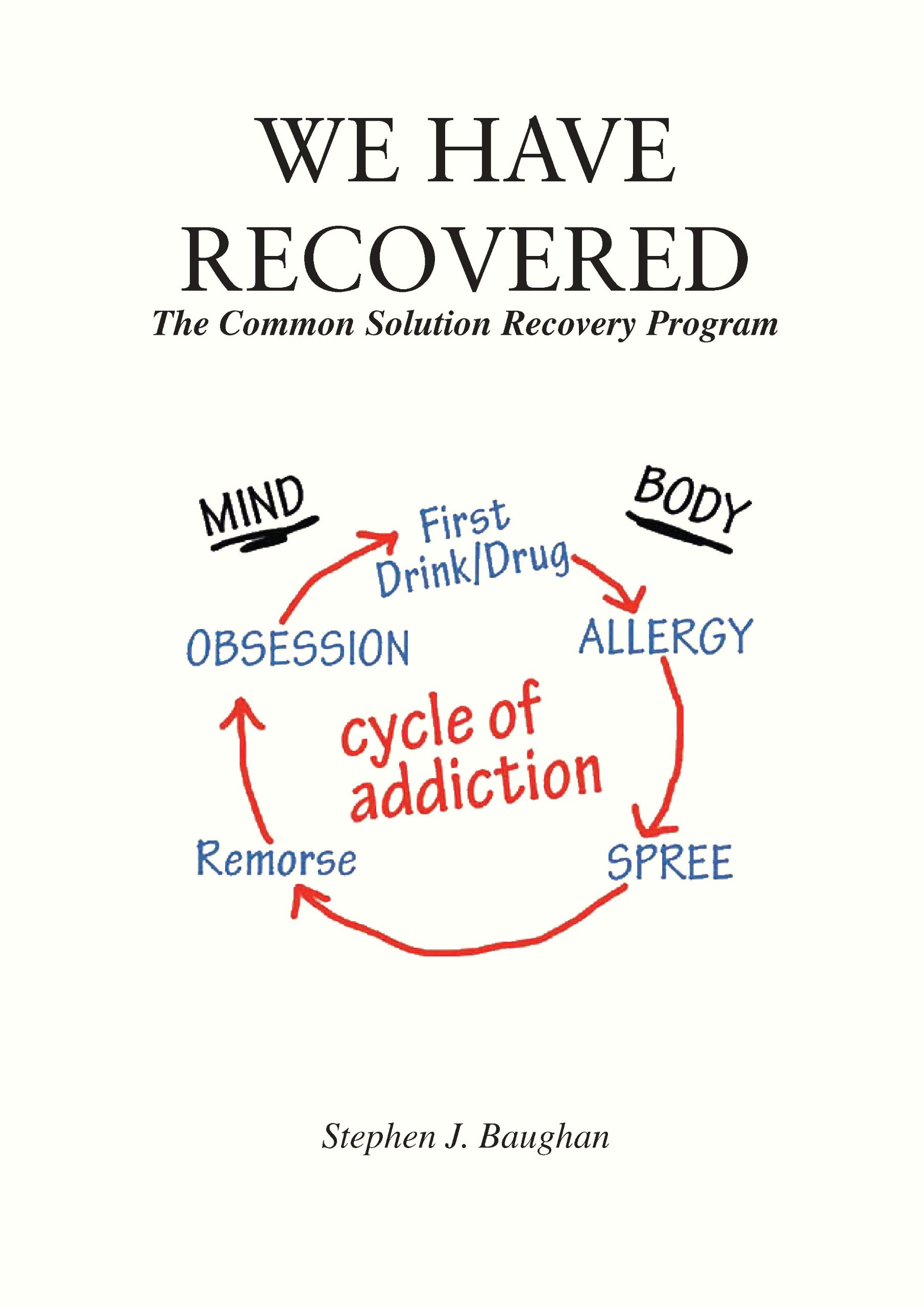 Read Online We Have Recovered: The Common Solution Recovery Program pdf epub
