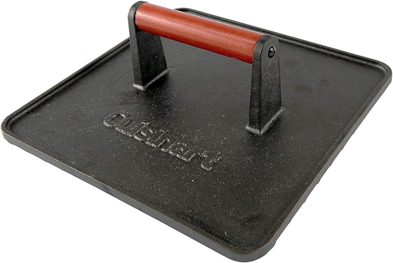 Cuisinart CGPR-223 XL Cast Iron Griddle Press