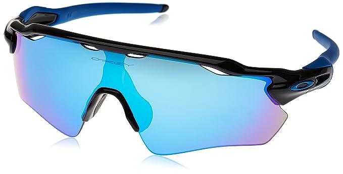 4bbe6b7a30 ... coupon code for oakley mens radar ev path 920820 sunglasses black  polished black 1 b537b 18208