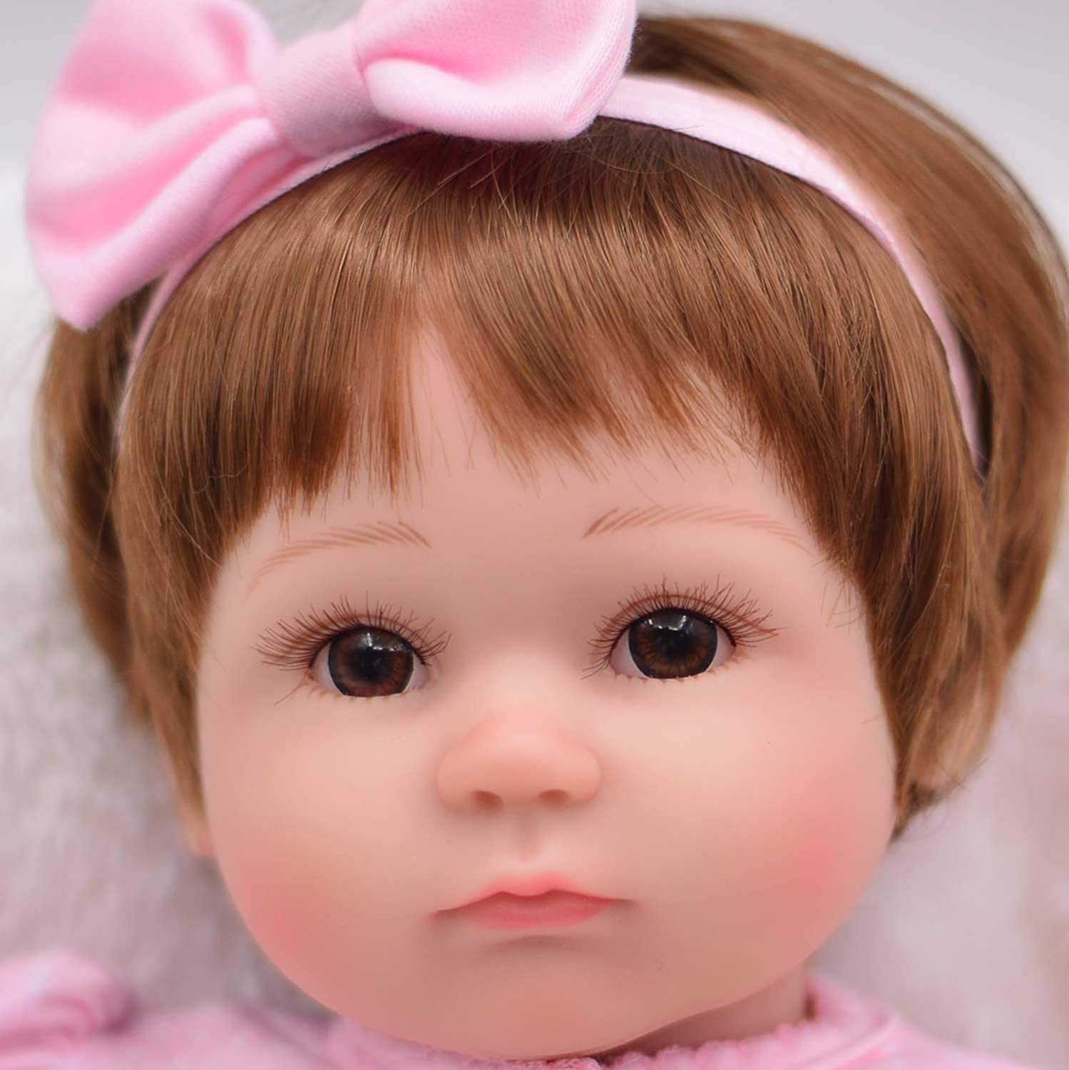 Kayla PURSUEBABY Adorable Reborn Baby Doll Toddler Open Mouth