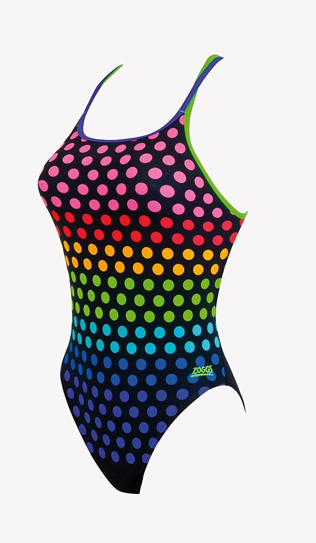 Women's Lilli Pilli Twin Back Swimsuit Swimming Costume