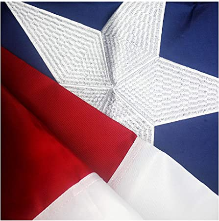 You Pick Quality Nylon All Sizes Texas State Flag Brass Grommets