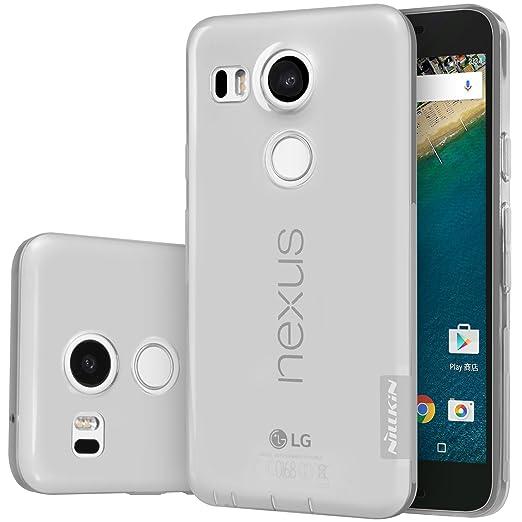 10 opinioni per Nillkin Custodia in TPU per LG Nexus 5X,