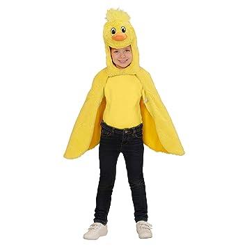 WIDMANN Disfraz para Niños Pollito de Peluche a9c6b9333b4f