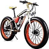 VTSP 012 17×26インチ マウンテンバイク アルミフレーム電動自転車シマノ21段変速