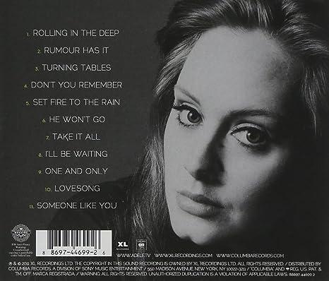 Adele Альбом Скачать Торрент - фото 10