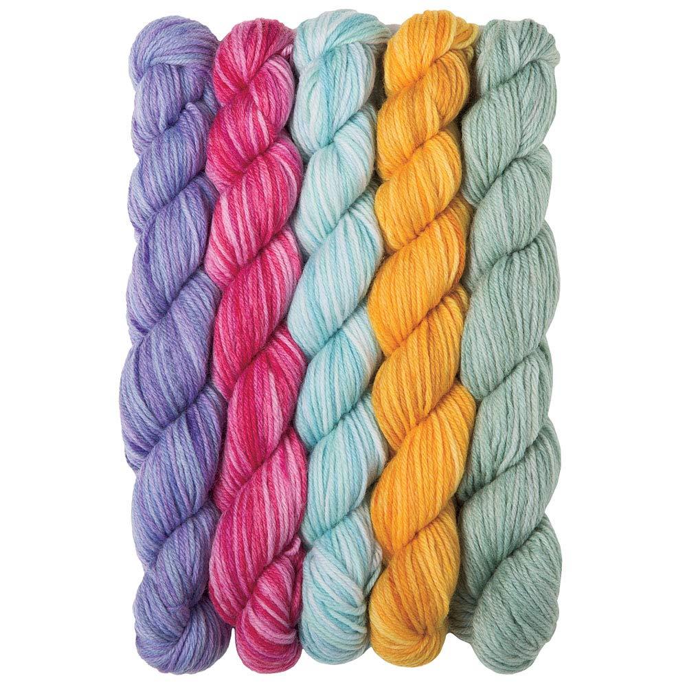 Knit Picks Stroll Mini Packs Merino Sock Yarn (Wildflowers)