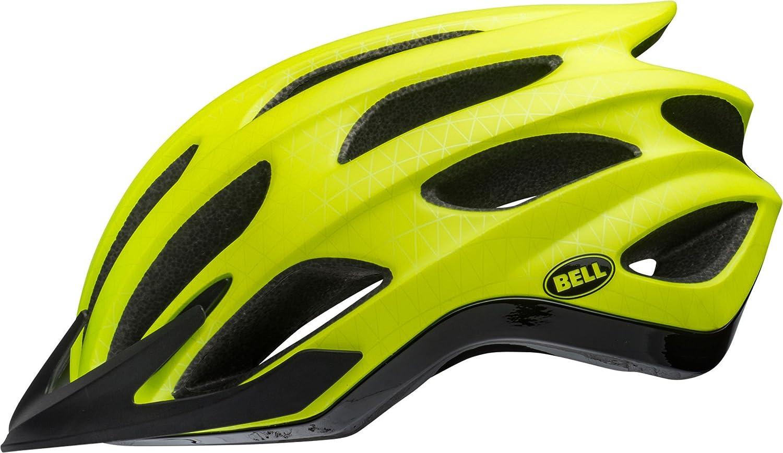 BELL Drifter XC MTB Fahrrad Helm gelb schwarz 2018