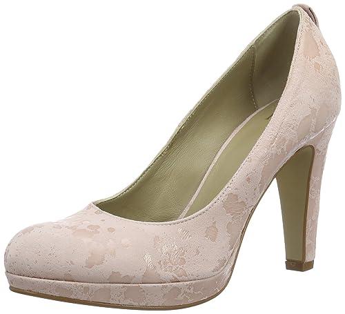 113f68e0 NOE AntwerpNabla - Zapatos de Tacón Mujer, Color Rosa, Talla 37.5 EU:  Amazon.es: Zapatos y complementos