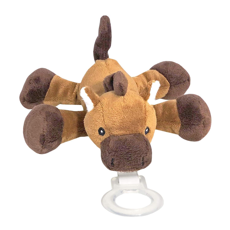 Amazon.com: Nookums Chupete de peluche para caballo ...