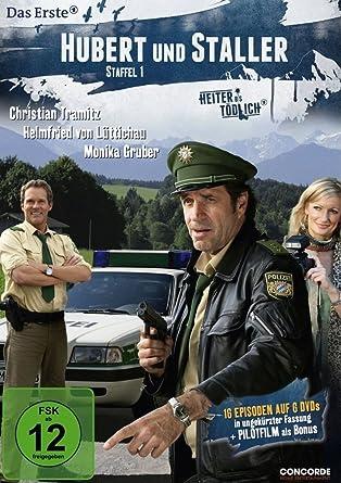 Hubert Und Staller Staffel 1 6 Dvds Amazonde