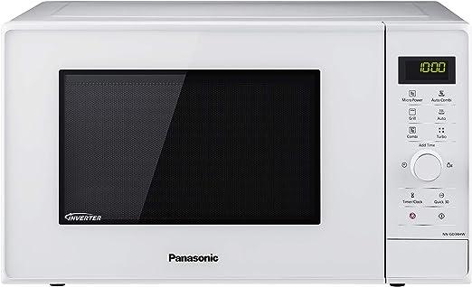 Panasonic NN-GD34H - Microondas con Grill (1000 W, 23 L, 6 niveles ...