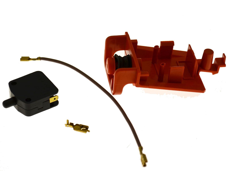Flymo Genuine 5107225-00/4 Switch and Bracket