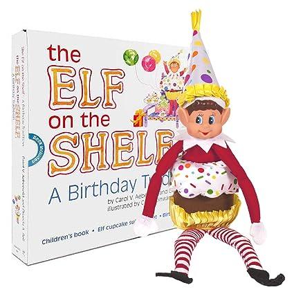 elf on the shelf birthday Amazon.com: The Elf On The Shelf   A Birthday Tradition Book: Toys  elf on the shelf birthday