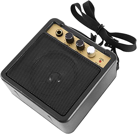MXECO E-Wave Mini Amplificador de Guitarra Amplificador de ...