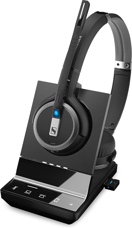Sennheiser Sdw 5066 Dect Headset 507022 Elektronik