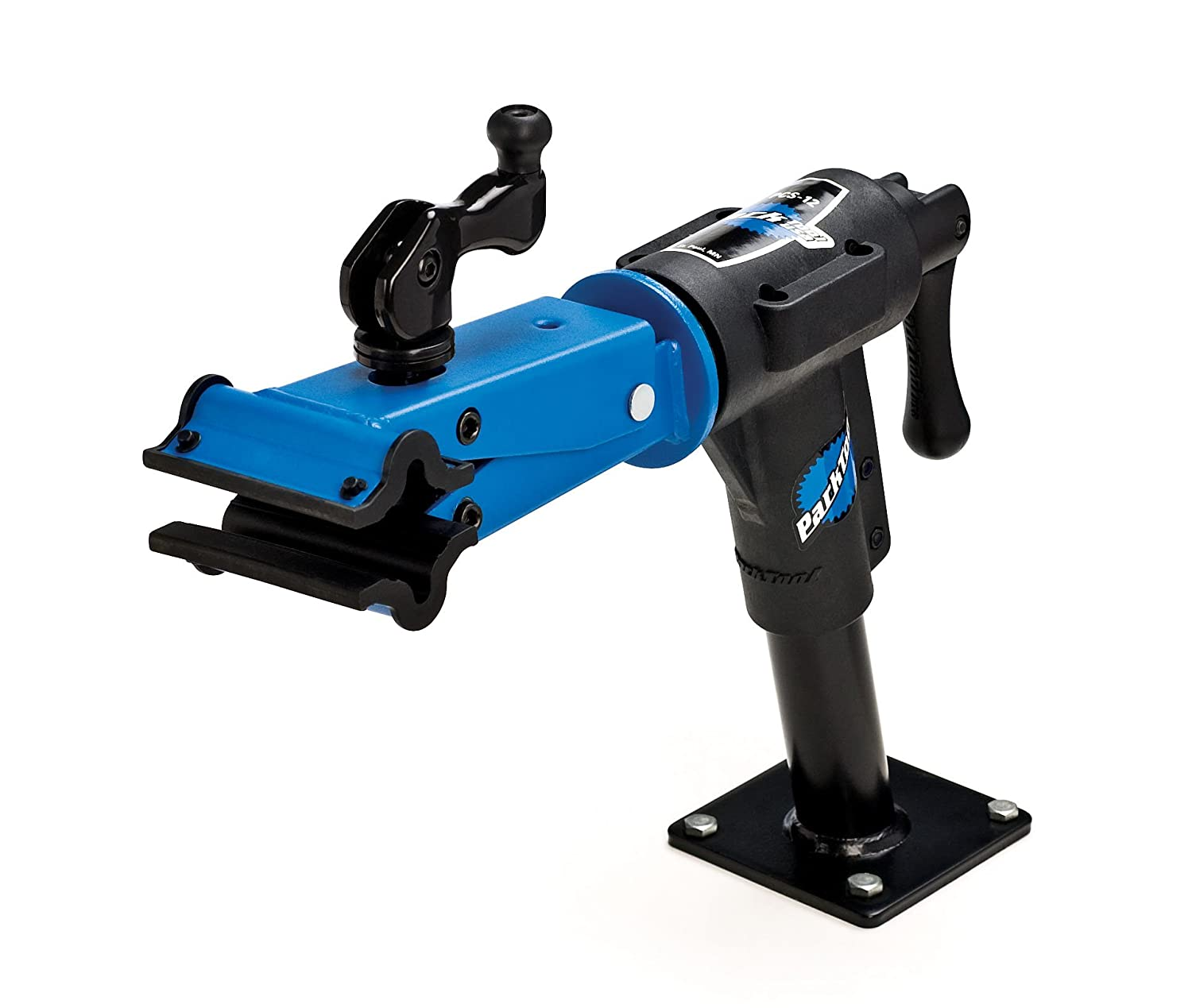 Amazon Park Tool PCS 12 Home Mechanic Bench Mount Repair Stand Bike Workstands Sports Outdoors