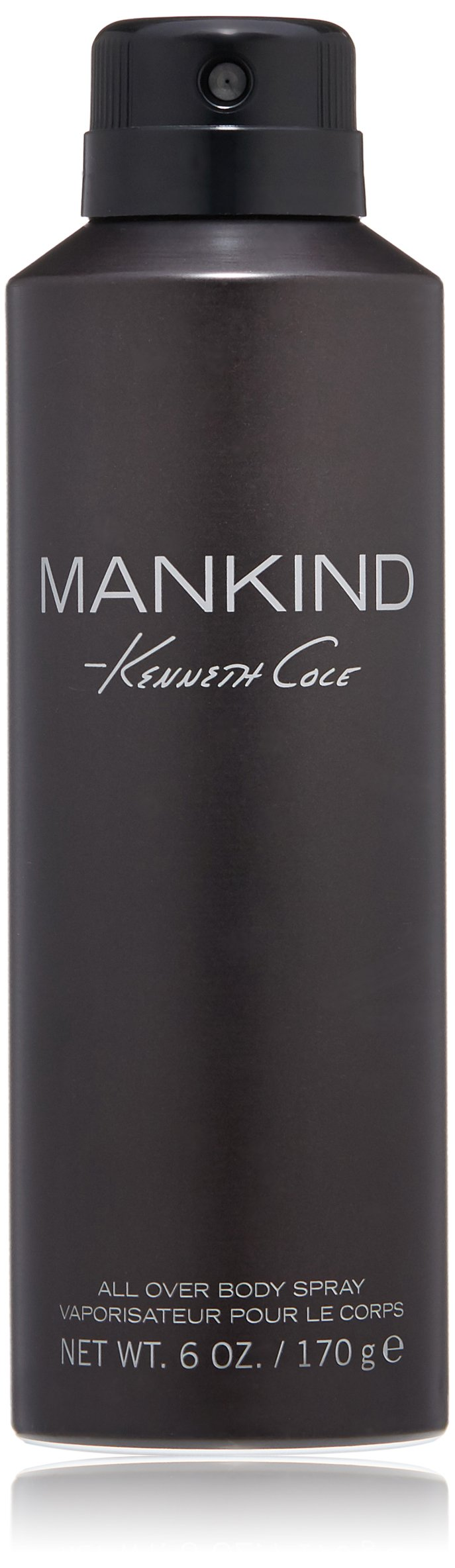 Kenneth Cole Mankind Body Spray, 6.0 Oz