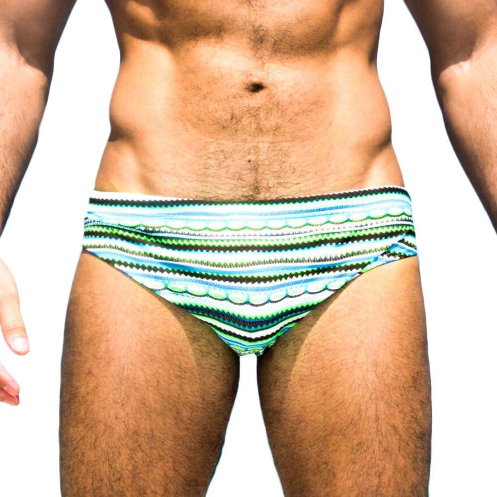 Taddlee Sexy Men Swimwear Swimsuits Swim Briefs Bikini Strip Board Shorts Trunks
