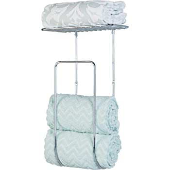 Amazon Com Taymor Hotel Chrome Two Guest Towel Holders