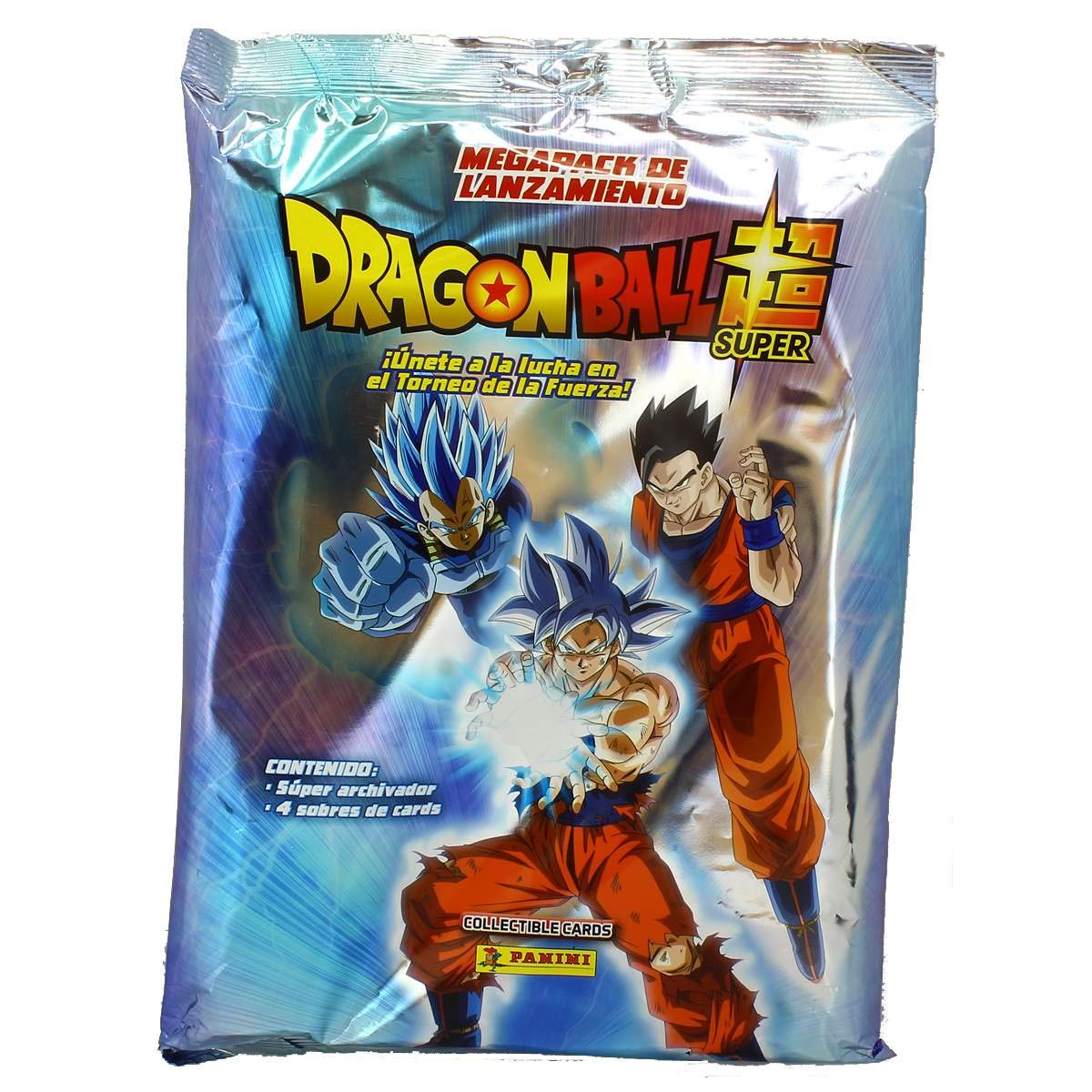 Amazon.com: Panini- 003756SPE2 Megapack Dragon Ball Super ...