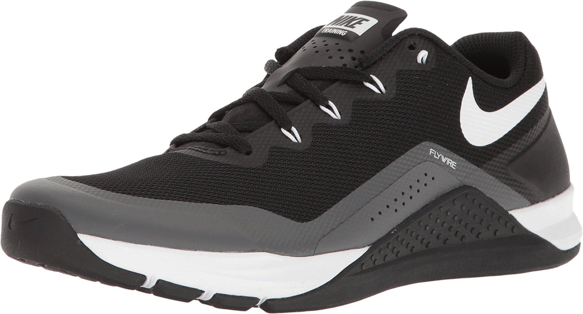 NIKE Women's Metcon Repper DSX Training Shoes (11, Black/White-M)