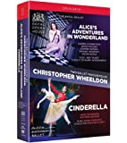 Two Ballet Favourites by Christopher Wheeldon: Alice's Adventures in Wonderland; Cinderella [The Royal Opera House] [Opus Arte: OA1234BD] [DVD]