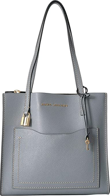 c2ced0953f80 Amazon.com: Marc Jacobs Women's Medium Grind T-Pocket Rock Grey One ...