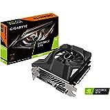 بطاقة جرافيك GIGABYTE GeForce GTX 1650 D6 OC 4G، حجم صغير 170 مم، 4GB 128-Bit GDDR6، GV-N1656OC-4GD REV2.0