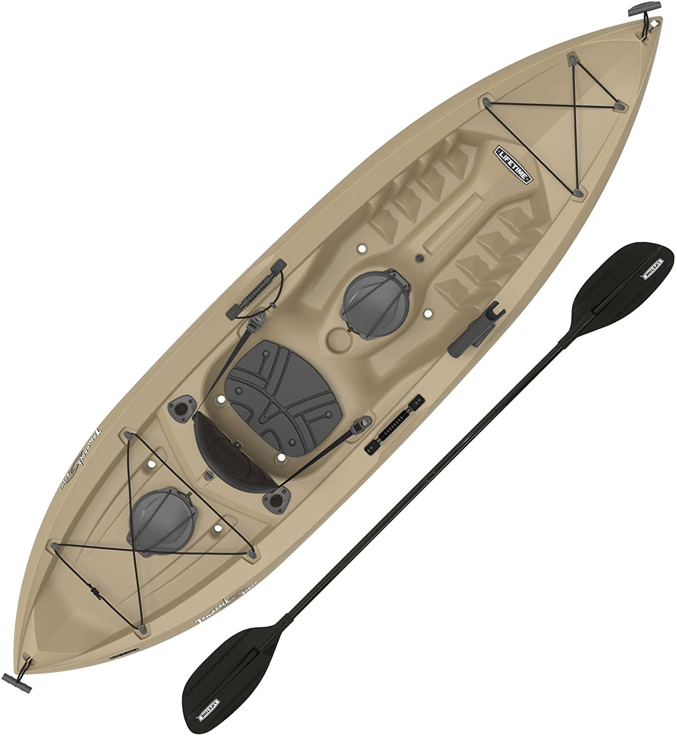 Lifetime Tamarack Angler 100 Sit On Top Fishing Kayak