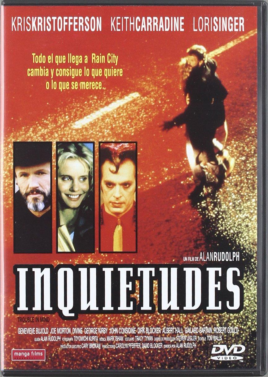 Trouble in Mind [DVD]: Amazon.es: Kris Kristofferson, Keith ...