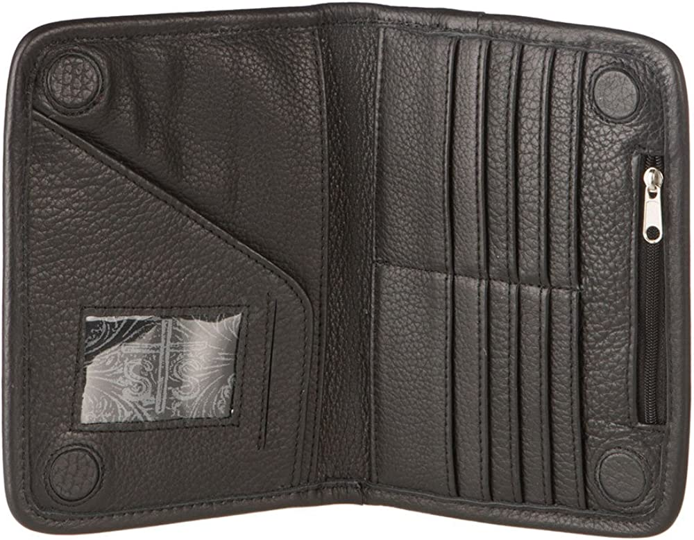 STS Ranchwear Womens Magnetic Wallet//Travel//Passport Case