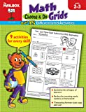 Choose & Do Math Grids (Grs. 2-3)