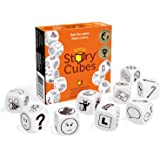 The Creativity Hub RSC-Shrink Rory's Story Cubes -Multicolor