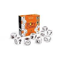 Asmodee STO1AS-6 - Dés et Jeux de dés - Story Cubes Original - -