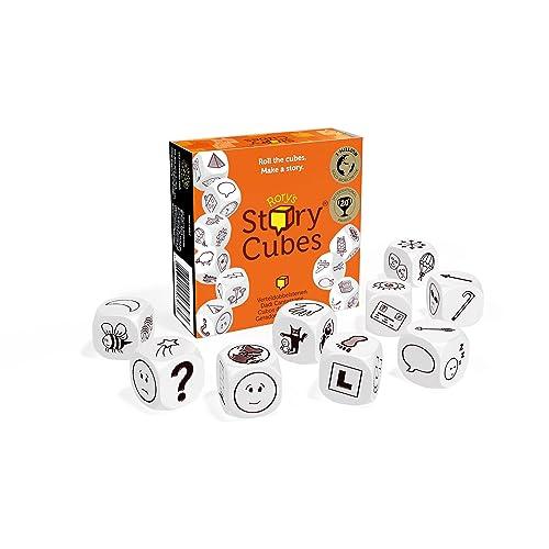 Asmodee - STO1AS-6 - Dés et Jeux de dés - Story Cubes Original -  -