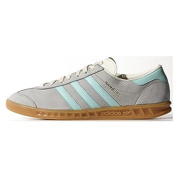 the latest 53775 29015 Schuhe Adidas Originals Hamburg M19671, Weiß - weiß - Größe ...