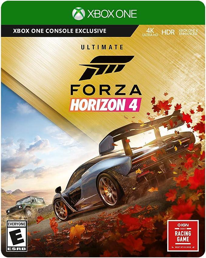 Forza Horizon 4 - Ultimate Edition for Xbox One [Usa]: Amazon.es: Videojuegos