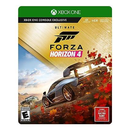 Forza Horizon 4 Ultimate Edition – Xbox One