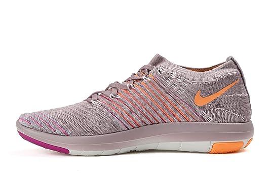 Nike 833410-502, Chaussures de Sport Femme, Rose (Plum Fog/Peach Cream/Bright Mango), 40 EU