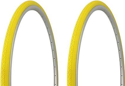 Yellow Folding 700 X 25 CONTINENTAL ULTRASPORT 2 ROAD BIKE TIRE