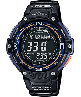 633d22f1edad Reloj CASIO SGW-100-2BCF SPORT GEAR Collection Análogo Doble Sensor   Brújula