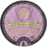 Harney and Sons Green Tea with Coconut and Ginger Capsules, 16 Count