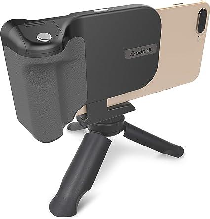 Amazon.com: Adonit PhotoGrip Qi, disparador de cámara ...