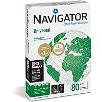 The Navigator Company Carta per Fotocopiatrice e Multiuso, A3, gr. 80