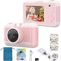 joylink Cámara para Niños, 2,4 Inch Pantalla Cámara de Fotos para Niños Cámara Selfie de 16MP 1080P HD Video Cámara…